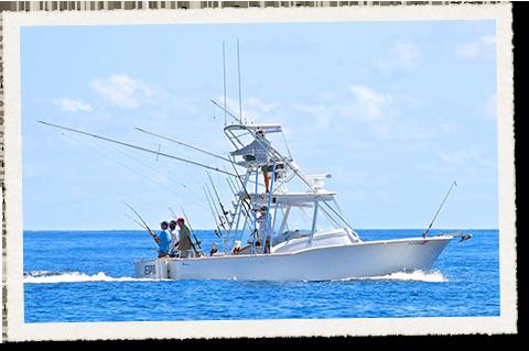 Costa Rica Fishing Boat Charter Epic Fishing